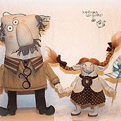 Куклы и игрушки ручной работы. Ярмарка Мастеров - ручная работа было весело нам в цирке. Handmade.