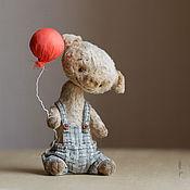 Куклы и игрушки ручной работы. Ярмарка Мастеров - ручная работа Поросёнок Лёнька. Handmade.