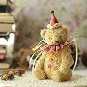 Куклы и игрушки ручной работы. Ярмарка Мастеров - ручная работа Мишка тедди. Медведь Арчибальд. Handmade.
