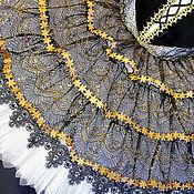 Одежда ручной работы. Ярмарка Мастеров - ручная работа Пачка балетная концертная Эсмеральда. Handmade.