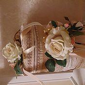Для дома и интерьера ручной работы. Ярмарка Мастеров - ручная работа Интерьерный короб. Handmade.