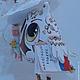 Коллекционные куклы ручной работы. Заказать МУДРАЯ СОВА НА ЗАКАЗ. Татьяна Силич (myown-sova). Ярмарка Мастеров. игрушка