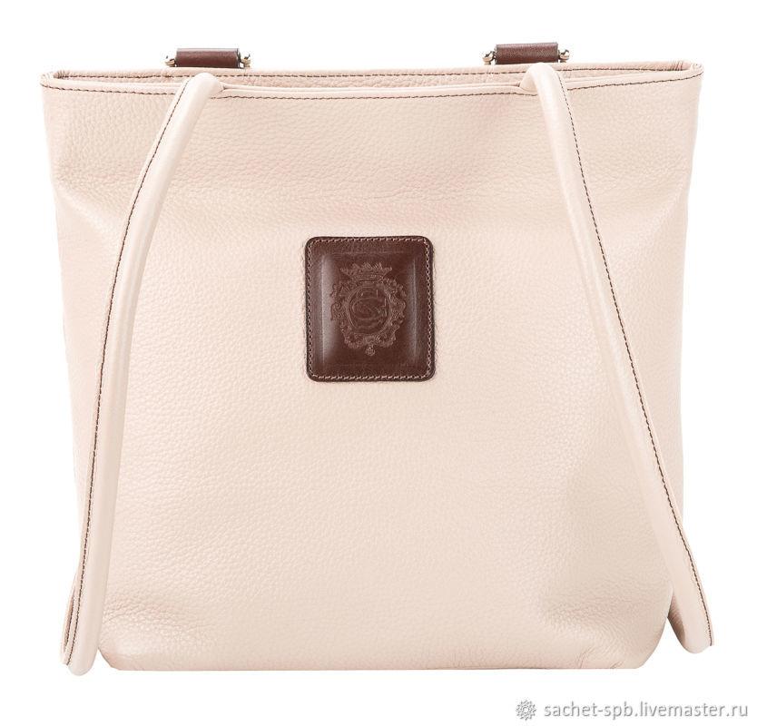 b6b712eefc49 Handbags handmade. Livemaster - handmade. Buy Womens leather backpack  Valentino (dusty rose) ...