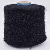 Материалы для творчества handmade. Livemaster - original item Yarn: Superkid Mohair 71% Silk 20% PA 4% Lurex 5%. Handmade.