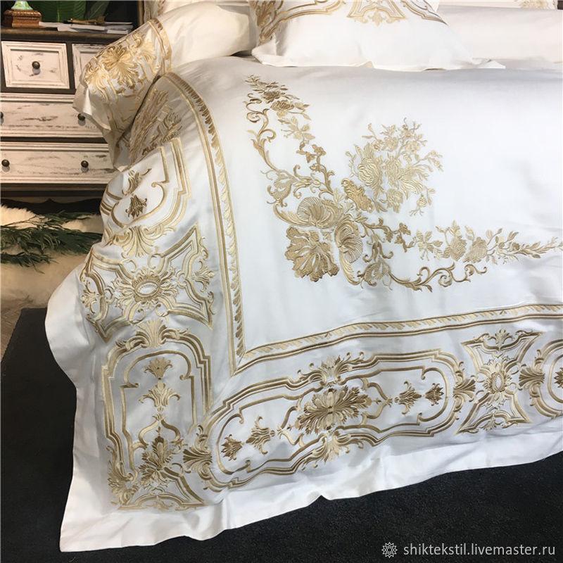 Подарок на свадьбу!Комплект постельного белья из египетского хлопка, Подарки на свадьбу, Самара, Фото №1