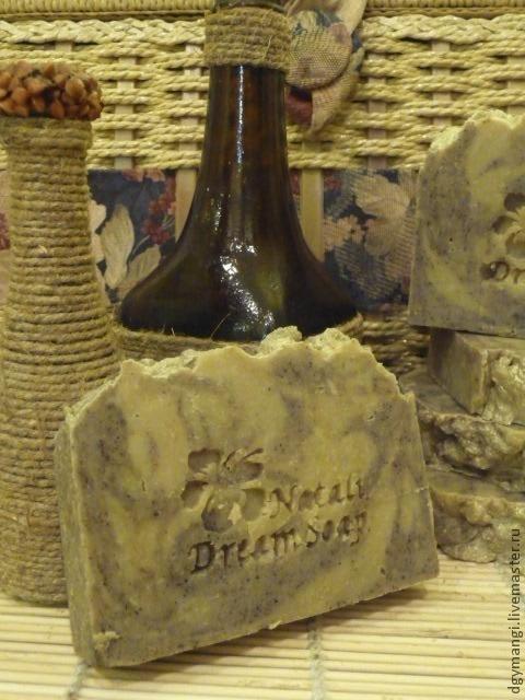 Мыло ручной работы. Ярмарка Мастеров - ручная работа. Купить Мыло ЛЕКАРЬ аюрведическое. Натуральное мыло с нуля. Handmade. Бежевый
