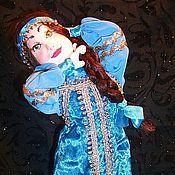 """Куклы и игрушки ручной работы. Ярмарка Мастеров - ручная работа Кукла """"КРАСАВИЦА"""". Handmade."""