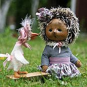 Куклы и игрушки ручной работы. Ярмарка Мастеров - ручная работа Простая история. Handmade.