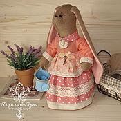 Куклы и игрушки ручной работы. Ярмарка Мастеров - ручная работа Зайчиха Полюшка. Handmade.