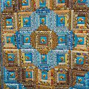 Для дома и интерьера ручной работы. Ярмарка Мастеров - ручная работа Лоскутное одеяло ПЧЕЛА МАЙЯ. Handmade.