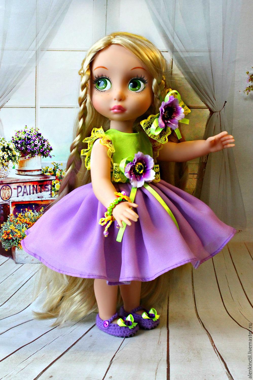 Комплекты для кукол Дисней Аниматорс, Одежда для кукол, Владимир,  Фото №1