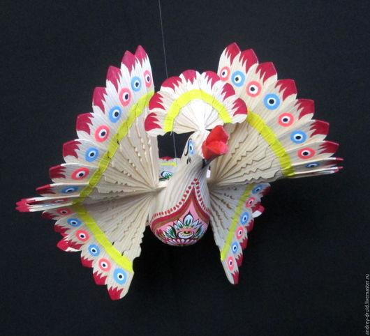 Сувениры ручной работы. Ярмарка Мастеров - ручная работа. Купить Деревянная птица счастья. Handmade. Деревянная птица