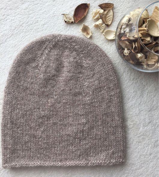 Этническая одежда ручной работы. Ярмарка Мастеров - ручная работа. Купить Шапка. Handmade. Шапка, шерстяная шапка, шапка бини