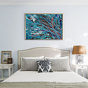 Картины и панно handmade. Livemaster - original item Abstract paintings to buy, Cela. Handmade.