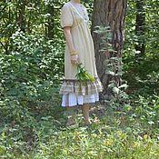 """Одежда ручной работы. Ярмарка Мастеров - ручная работа Платье """"Лето в лесу"""". Handmade."""