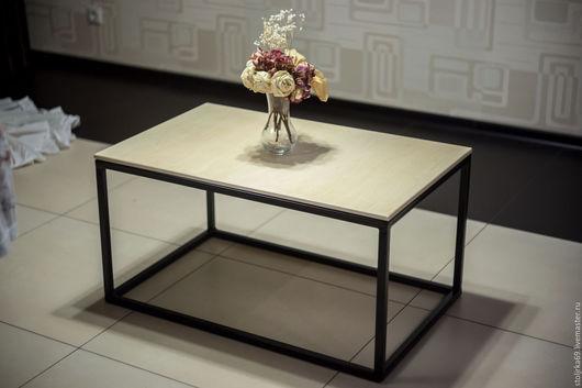 Мебель ручной работы. Ярмарка Мастеров - ручная работа. Купить Журнальный столик. Handmade. Журнальный столик, дизайнерская мебель
