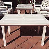 Для дома и интерьера handmade. Livemaster - original item garden table. Handmade.