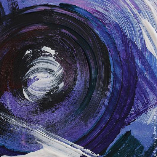 купить картину, картины на заказ, абстракция картины, купить картины для интерьера, абстрактные картины, синяя картина, современные картины, большие картины светлые, холст масло картина