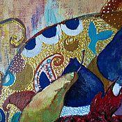 Картины и панно handmade. Livemaster - original item Still life in Uzbek style. Handmade.