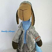 Куклы и игрушки ручной работы. Ярмарка Мастеров - ручная работа Овечка Герман. Handmade.