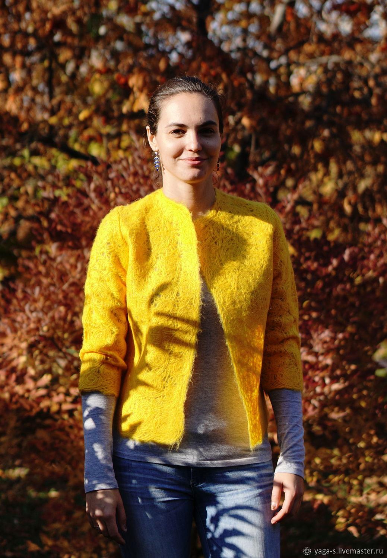 Yaga handmade sweater