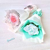 Букеты ручной работы. Ярмарка Мастеров - ручная работа Вечная роза в подарочной упаковке. Handmade.