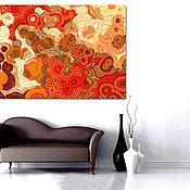 Картины и панно ручной работы. Ярмарка Мастеров - ручная работа Колоритная картина. Handmade.