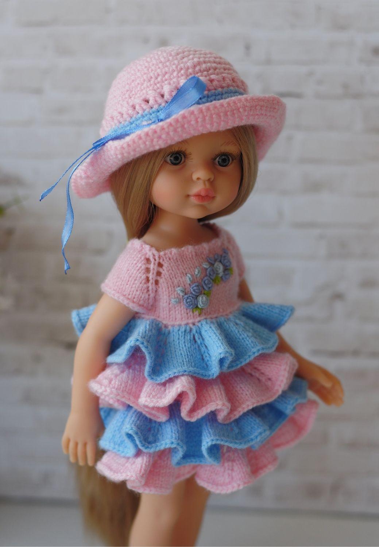Dress for Paola reina, Clothes for dolls, Kazan,  Фото №1