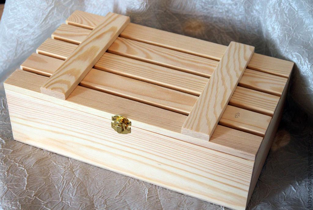 Ящики для подарков своими руками 22