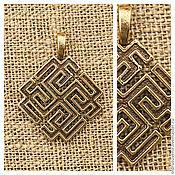 Фен-шуй и эзотерика handmade. Livemaster - original item The ancient Slavic amulet RODEMICH. Handmade.