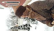 Аксессуары ручной работы. Ярмарка Мастеров - ручная работа Шапка-шлем. Handmade.