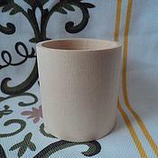 Материалы для творчества handmade. Livemaster - original item Blank Cup (height 5.5 cm). Handmade.