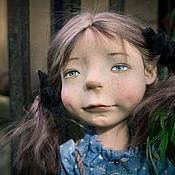 Куклы и игрушки ручной работы. Ярмарка Мастеров - ручная работа Голубика. Handmade.
