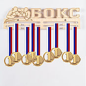 Сувениры и подарки handmade. Livemaster - original item Sports medal box. Handmade.