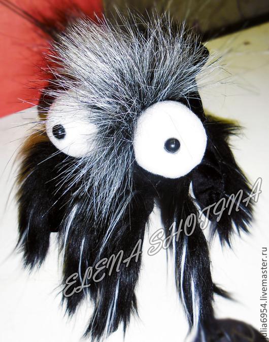 Кукольный театр ручной работы. Ярмарка Мастеров - ручная работа. Купить Театральна перчаточная кукла Паучок Вася. Handmade.