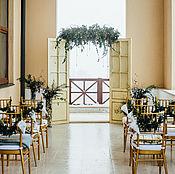 Свадебный салон ручной работы. Ярмарка Мастеров - ручная работа Выездная церемония. Handmade.