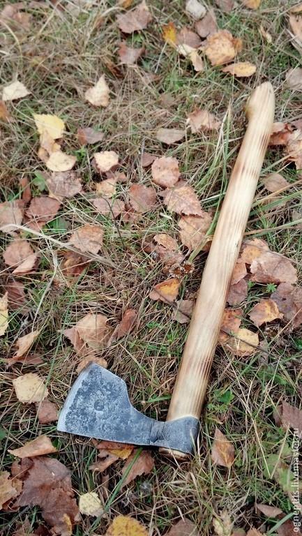 Оружие ручной работы. Ярмарка Мастеров - ручная работа. Купить ТОПОРик. Handmade. Топор, дерево
