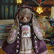 """Куклы и игрушки ручной работы. Ярмарка Мастеров - ручная работа Плюшевая зайка """"Гретта"""". Handmade."""