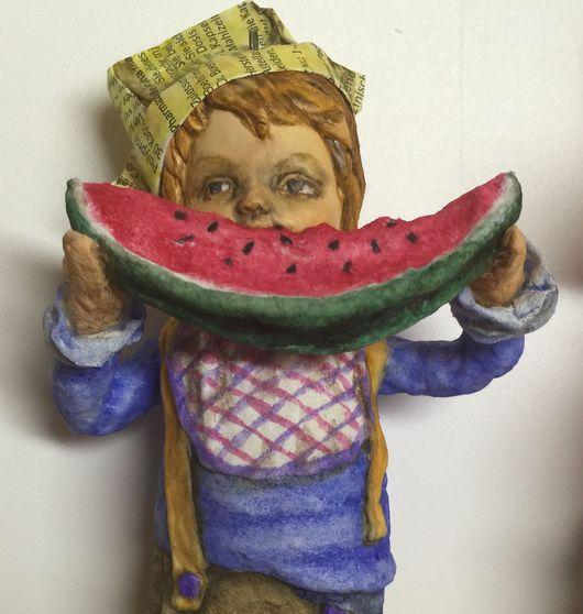 Человечки ручной работы. Ярмарка Мастеров - ручная работа. Купить Елочные куклята. Handmade. Комбинированный, елочные игрушки, новогодний подарок