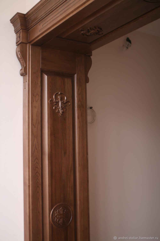 Дверной портал своими руками фото 370