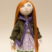 Куклы и игрушки ручной работы. Ярмарка Мастеров - ручная работа Кукла Натали. Handmade.