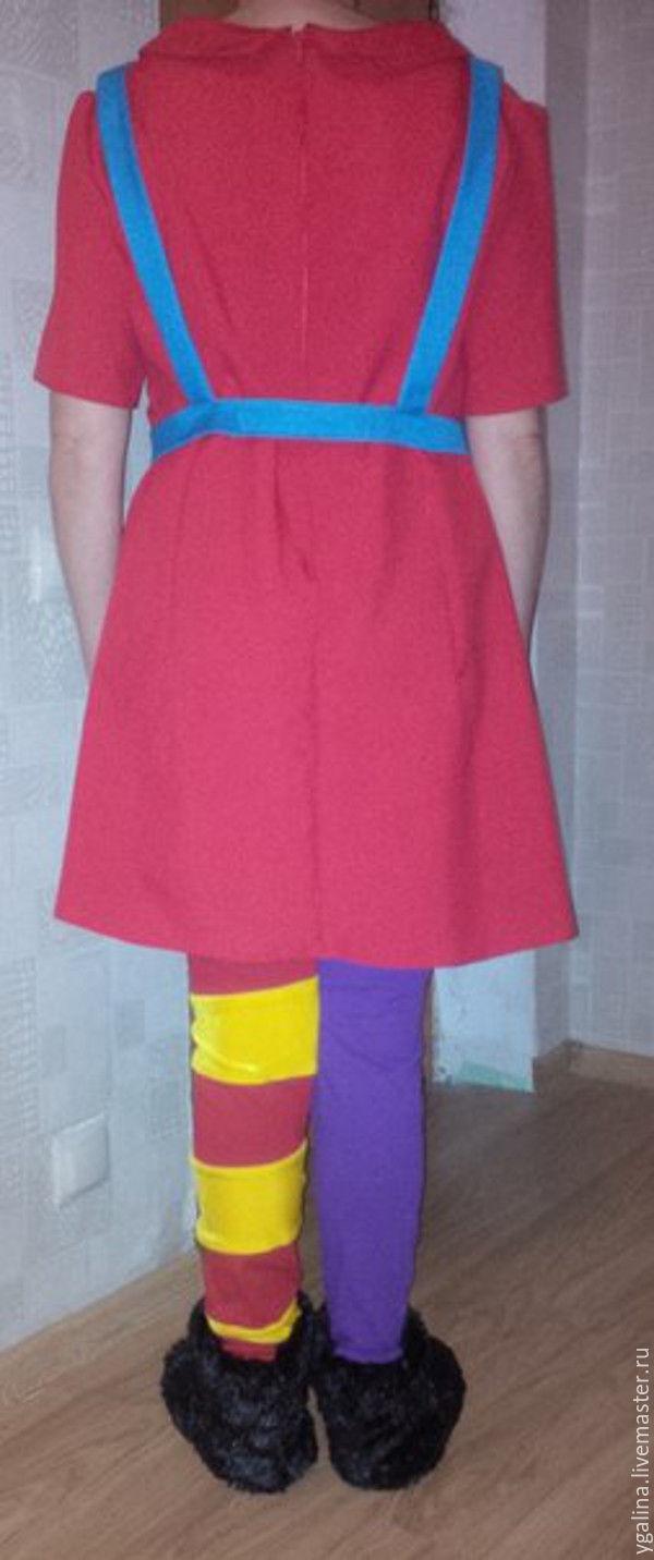 Платье фартук доставка