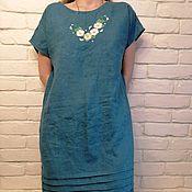 Платья ручной работы. Ярмарка Мастеров - ручная работа Платье летнее. Handmade.