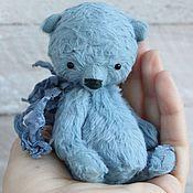Куклы и игрушки ручной работы. Ярмарка Мастеров - ручная работа Мишка тедди ОБЛАЧКО   Мишки тедди. Handmade.