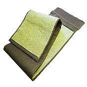 Аксессуары handmade. Livemaster - original item Zone from the fibers of nettle. width 20 cm.. Handmade.