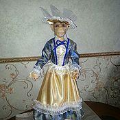 Куклы и игрушки ручной работы. Ярмарка Мастеров - ручная работа кукла герцогиня Луиза. Handmade.