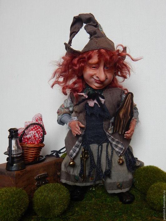 Коллекционные куклы ручной работы. Ярмарка Мастеров - ручная работа. Купить КЛО-персональный заказ  для МИЛЕТЫ. Handmade. Разноцветный, пластика