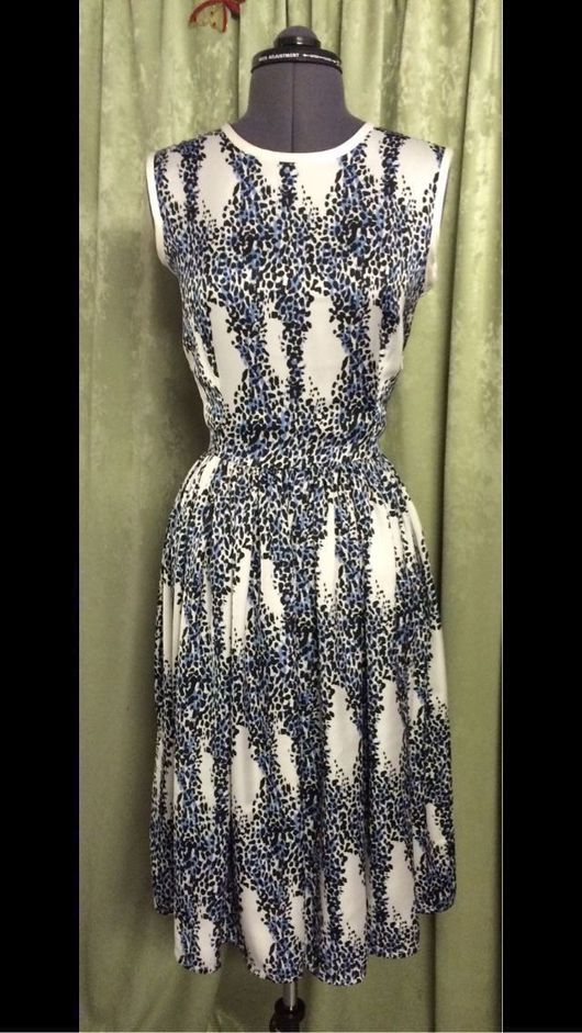 Платья ручной работы. Ярмарка Мастеров - ручная работа. Купить Платье из нежного шёлка. Handmade. Платье, платье коктейльное
