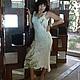 """Платья ручной работы. Ярмарка Мастеров - ручная работа. Купить Валяное платье """"Good mood"""". Handmade. Белый, Платье нарядное"""