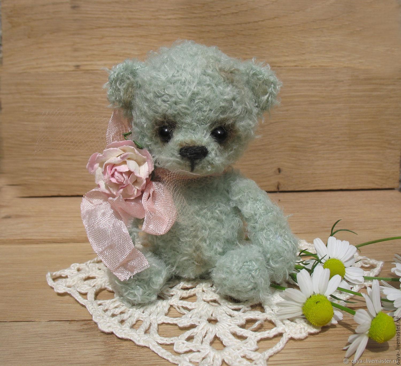Мятный медвежонок, Мягкие игрушки, Таганрог,  Фото №1